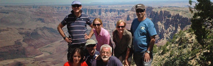 Grand Canyon trek