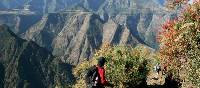 Trekking in the Simien Mountains, Ethiopia | Janet Oldham