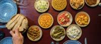 Enjoy tasty local dishes on our Moroccan adventures | James Griesedieck