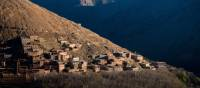Berber village at dusk in the High Atlas, Morocco | James Griesedieck