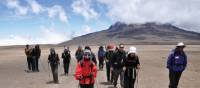 Incredible landscape of Mt Kilimanjaro | Peter Brooke