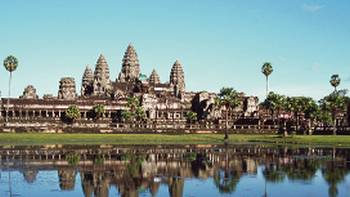 Angkor Wat, the national icon of Cambodia | Rachel Imber