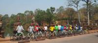 Cycling is one of the ideal ways to explore the Angkor Wat Cycle temples in Cambodia | Rob Keating