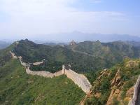 Views over the Great Wall