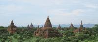 Temples in Bagan | Kate Harper