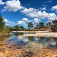 Enjoy picturesque swimming holes in Kakadu National Park | Holly Van De Beek