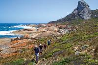 Spectacular coastal walking on Flinders Island |  <i>Andrew Bain</i>