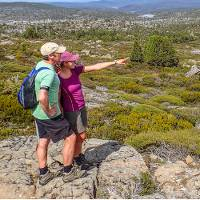 Exploring the spectacular Walls of Jerusalem National Park |  <i>Caro Ryan</i>