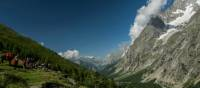 The Mont Blanc region offers some of the best walking in the world | Tim Charody