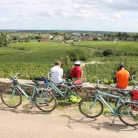 Taking a break from the bikes in Burgundy   Jaclyn Lofts