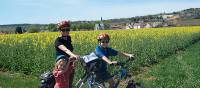 Cycling with kids in Europe is a perfect way to keep them engaged | Kate Baker