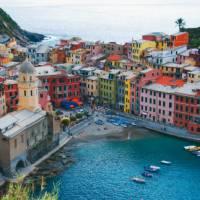The beach at Vernazza, Cinque Terre | Rachel Imber