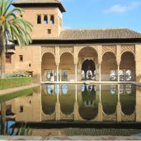 The Alhambra is a wonderful legacy of the Moorish culture in Spain   Tony Henshaw