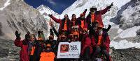 The Can Too Team at Everest Base Camp | Heather Hawkins
