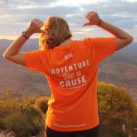 Adventure for a cause with Huma Charity Challenge on the Larapinta Trail in Central Australia |  <i>Larissa Duncombe</i>