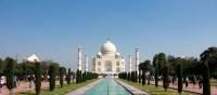 The amazing gardens of the Taj Mahal | Rachel Imber