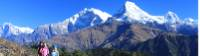 Spectacular views follow you in the Annapurna region |  <i>Brad Atwal</i>