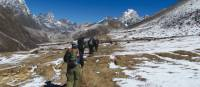 On the way to Everest Base Camp | Amanda Fletcher