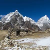 Mountain peaks and high altitudes, Nepal | Amanda Fletcher