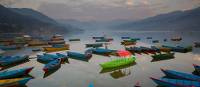 Chilling out on Phewa Lake, Pokhara | Timothy Starkey