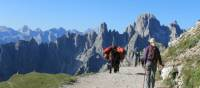 Walking in the stunning Dolomites | Jaclyn Lofts