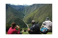 Valleys and hills on the Inca trail, Peru |  <i>Sarah Higgins</i>
